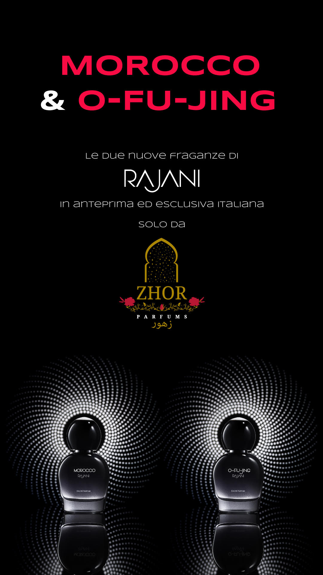 Rajani New Scents Presentation – 21 November 2019 – c/o Zhor – Milano