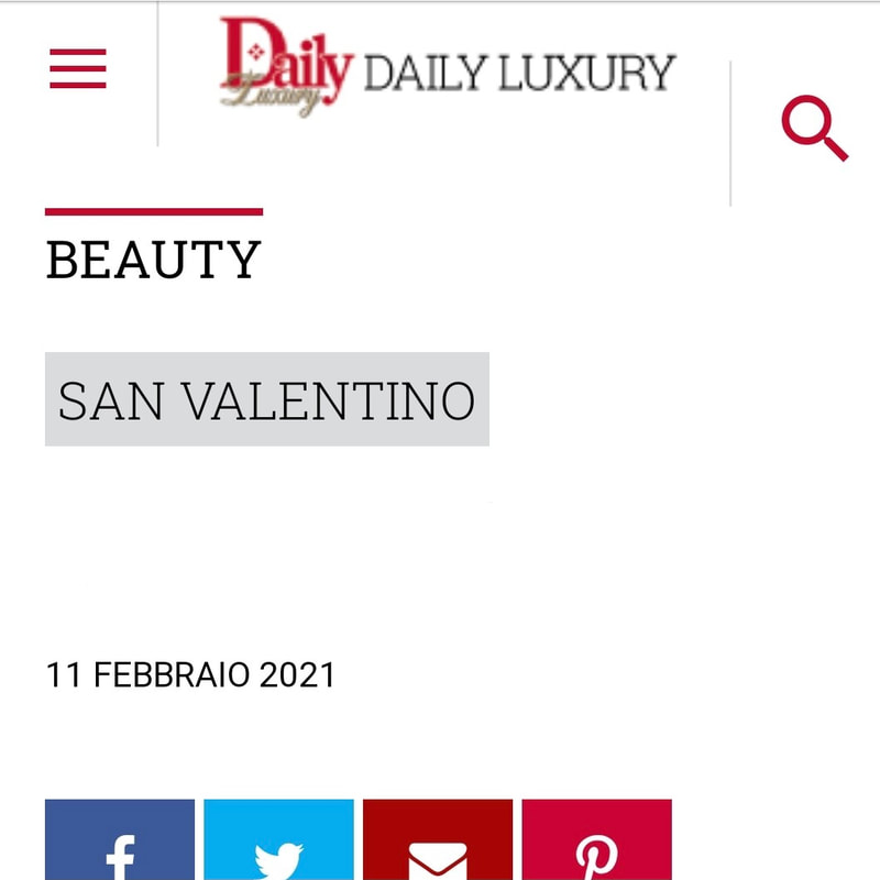 DAILY LUXURY – February 2021
