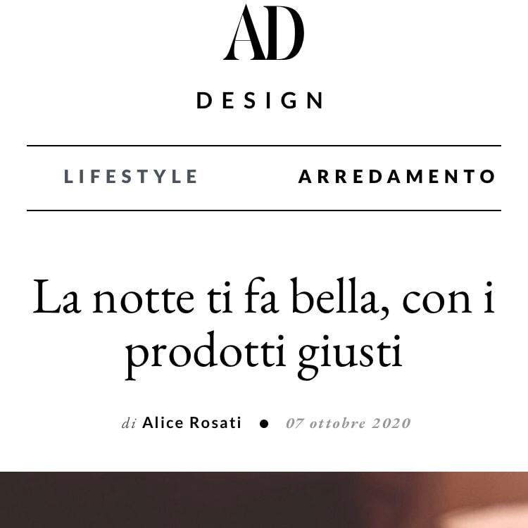 AD DESIGN – October 2020