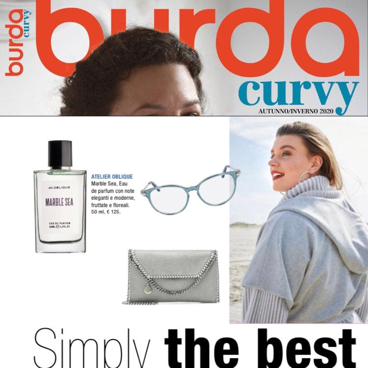 BURDA CURVY – October 2020