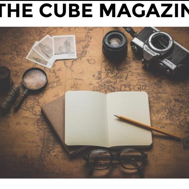 THE CUBE MAGAZINE – November 2020