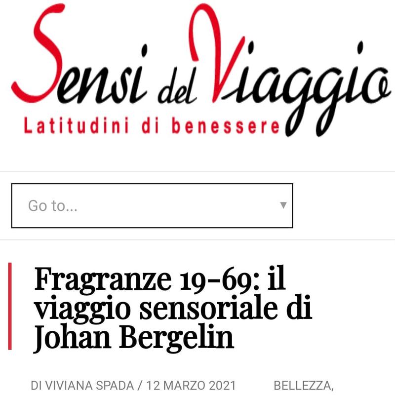 SENSI DEL VIAGGIO – March 2021