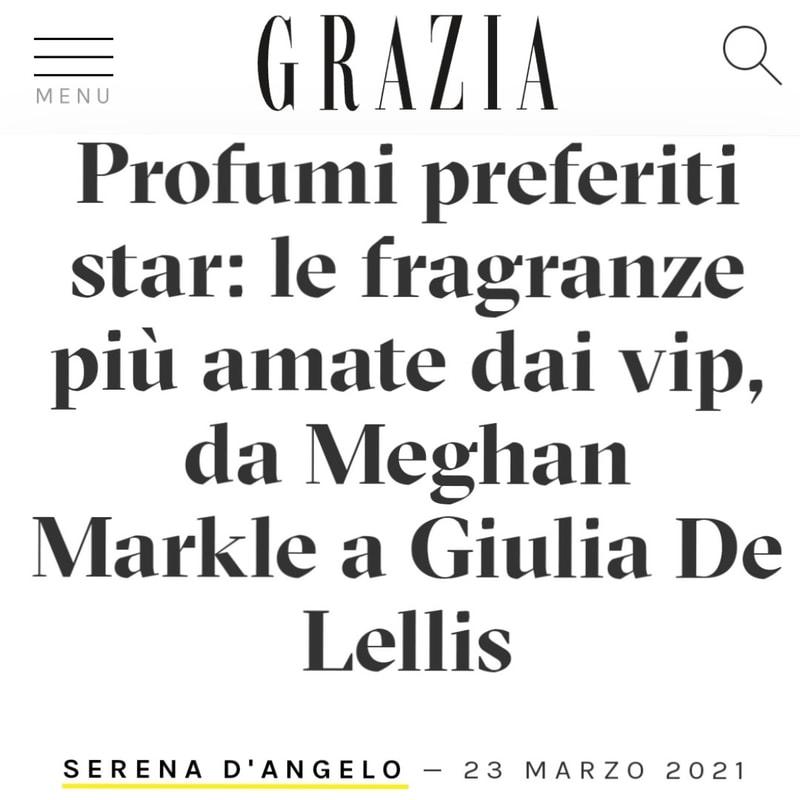GRAZIA – March 2021